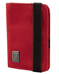 Victorinox Passport Holder With Rfid Protection - Multicolor
