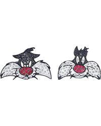 Swarovski Gemelli Unisex Gioielli Looney Tunes Trendy cod. 5484687 - Metallizzato