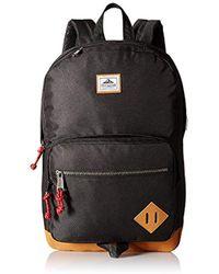Steve Madden Classic Sport Backpack - Black