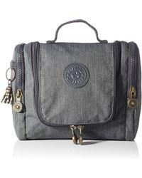 Kipling Connie Luggage 4 L Black Indigo - Noir