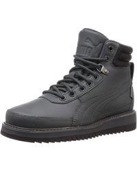 PUMA Desierto V2 Puretex Snow Boot - Black