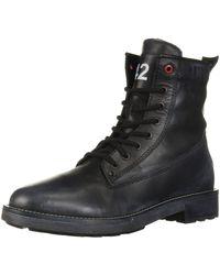 DIESEL D-throuper Dbb-ankle Boot Fashion - Black