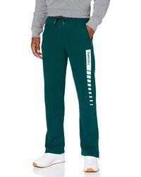 Superdry Core Logo Stripe Jogger Pantalon De Sport - Vert