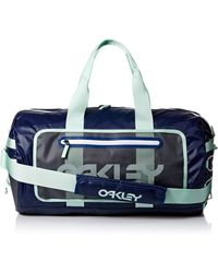 Oakley Dark Blue 90's Big Duffle Bag