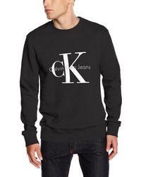 Calvin Klein - Crewneck HWK Sudadera - Lyst