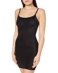 Calvin Klein Full Slip Shaping Control Knickers - Black