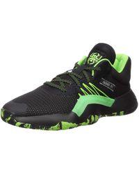 adidas D.o.n. Issue #1 Basketball Shoe - Black