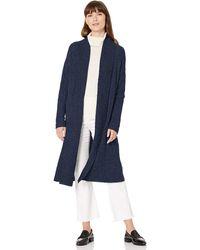 Amazon Essentials Sweater Coat Sweaters - Blu