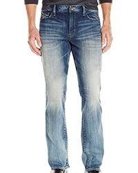 William Rast - Legacy Relaxed Fit Straight Leg Jean - Lyst