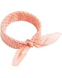 Esprit 040EA1Q301 Bufanda de moda - Rosa