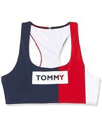 Tommy Hilfiger - Crop Bikini Top - Lyst