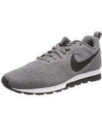 30dcde55d4 Nike Sneaker Md Runner 2 Eng Low-top in Black for Men - Lyst