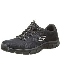 Skechers Empire take Charge Sneakers, Navy - Schwarz
