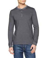 Marc O'polo - 9.21221E+11 T-Shirt À ches Longues - Lyst
