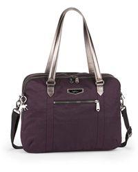 Kipling Briefcase Neat Premium Poliammide 13 Litro 30 x 39 x 12 cm (H/B/T) Donna Borsette (K18019) - Multicolore