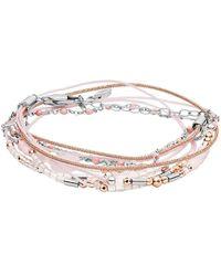 Fossil Jf03358998 Bracelet - Metallic