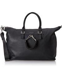 Guess Riviera Smart Duffle Bag - Black
