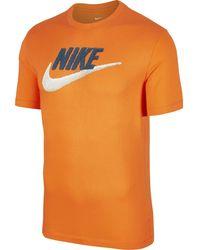 Nike - Maglietta da uomo 837org/Ash. - Lyst