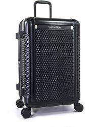 Calvin Klein Driver Hardside Spinner Luggage - Black
