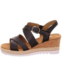 Gabor Comfort Sandalen Sandale schwarz 401⁄2