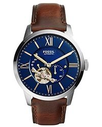 Fossil - Montre Homme ME3110 - Lyst