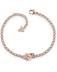 Guess Bracelet Jewellery Collection - Ubb29020 - Metallic