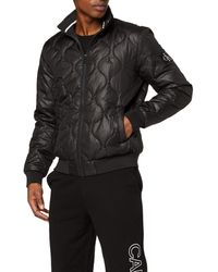 Calvin Klein Quilted Jacket Giacca - Nero