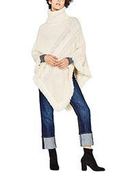 Esprit Accessoires 097ea1q015 Scarf, (cream Beige 295), One Size - Natural