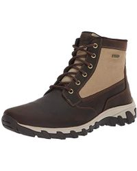 Rockport Cold Springs Plus Mid Boot Boot - Brown
