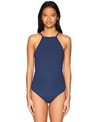 Roxy - Waves Only One Piece Swimsuit - Lyst