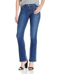 James Jeans - Classic Mid Rise Boot Leg In Victory - Lyst