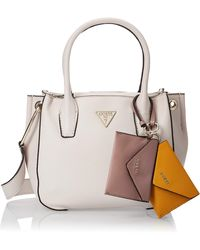 Guess - Kirby Girlfriend Satchel - Lyst