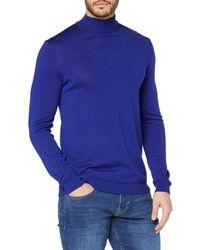Esprit Collection 110EO2I301 Maglione - Blu