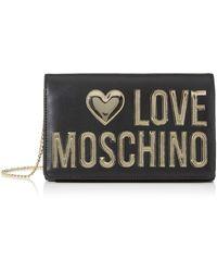 Love Moschino Jc4248pp0afemmePochettesNoir