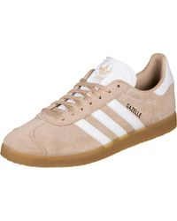 adidas Gazelle Gymnastics Shoes - White