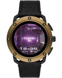 DIESEL Smartwatch DZT2016 - Schwarz