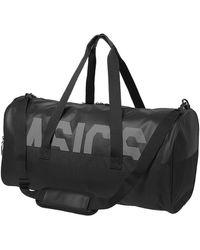 Asics Tr Core Holdall L 155005-0904 Messenger Bag 60 Centimeters 45 Black