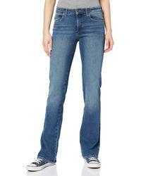 Wrangler Bootcut Jeans - Blue