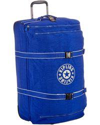 Kipling Distance L Bagage Cabine - Bleu