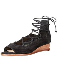 Vince Camuto - Rochela Wedge Sandal - Lyst