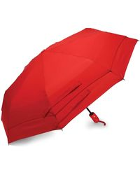 Samsonite Windguard Auto Open/close Umbrella - Red