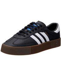 adidas Sambarose W, Chaussures de Fitness - Noir