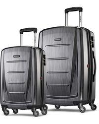 Samsonite Winfield 2 Hardside Luggage - Gray