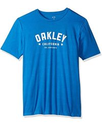 Oakley - 50/50 Original T-shirt - Lyst