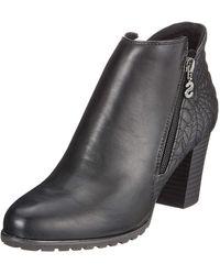 Desigual Shoes_Frida Lottie Stiefeletten - Schwarz