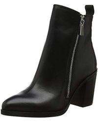 5b8048a950e Tasha Ankleboot Ankle Boots - Black