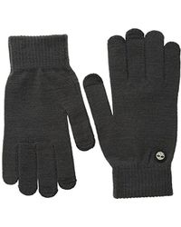 Timberland Magic Glove With Touchscreen Technology - Gray