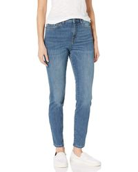 Amazon Essentials - High-Rise Skinny Jean Jeans - Lyst