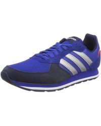 adidas 8k, Chaussures de Gymnastique , Multicolore - Bleu