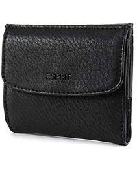 Esprit Debbie Small City Wallet Black - Nero